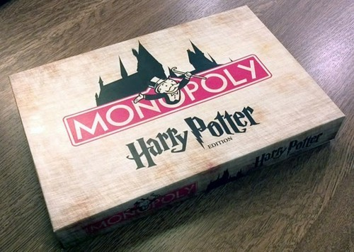 awesome, harry potter, jogo, monopoly, want
