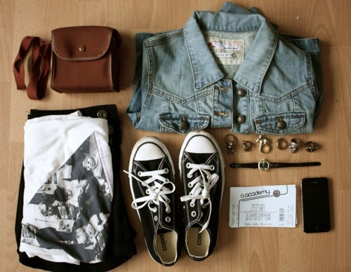 bag, beautiful, beauty, chuck taylors, clothes