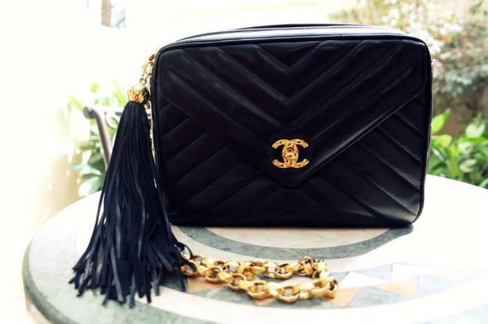 bag, chanel tassel bag, coach, cute, fashion