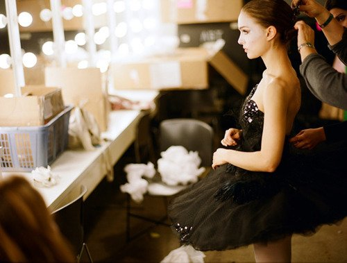 ballet, black, black swan, brunette, celebrities