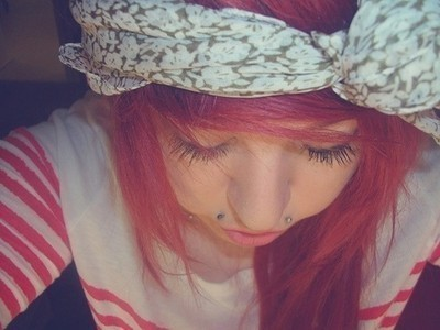 bandana, beautiful, cute, girl, girls