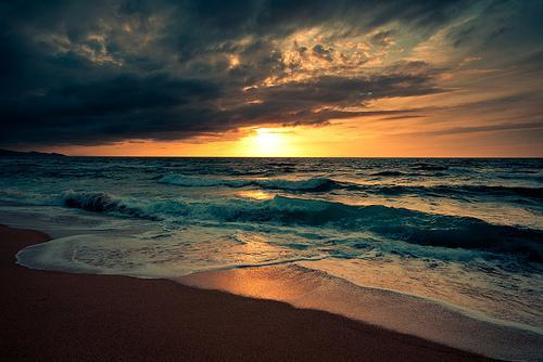 bangbangg, beautiful, beauty, nature, sea, summer, sunrise, sunset