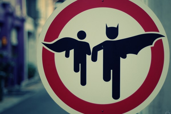 batman, robin, stop