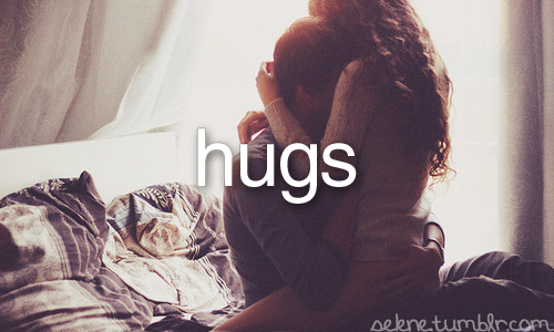 bear hugs, comfort, couple, happiness, hug, hugs, life, love, loving, typography, warm