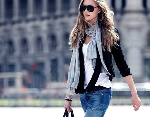 beautiful, beauty, black, black and white, blonde, clothes, cute, fashion, girl, jacket, jeans, leather, nice, photography, sexy, street style, style, sunglasses, woman