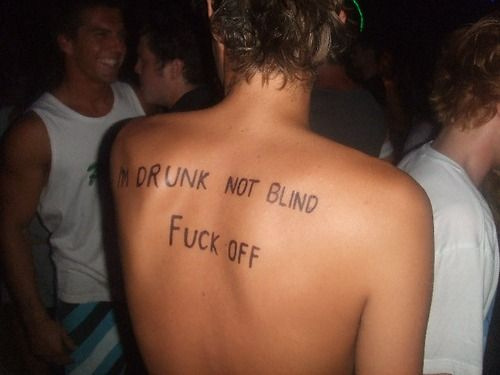 beautiful, blind, blonde, boy, drunk