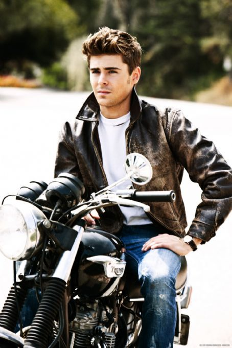 beautiful, boy, cute, famous, handsome, happy, hot, hottie, kissable, love, male, man, motorbike, orgasm, perfect, perfection, sexy, smile, zac, zac efron