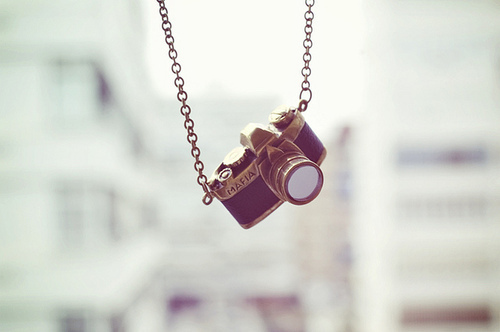 beautiful, camera, jewelry, necklace, pendant