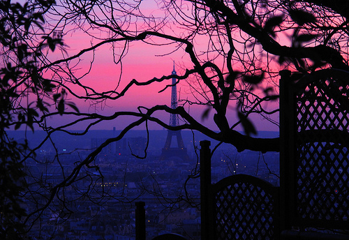 beautiful, city, colors, france, paris