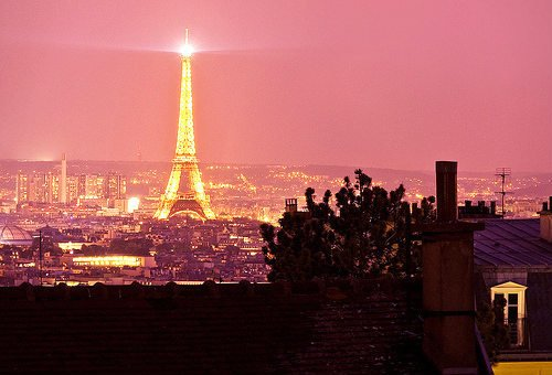 beautiful, city, eifel, eiffel, france