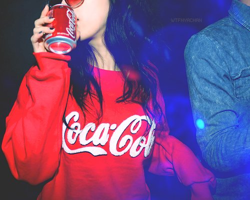beautiful, coca cola, cute, girl, photography