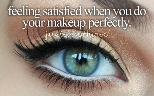 beautiful, girl, girly things, make up, make-up, makeup eye, perfectly