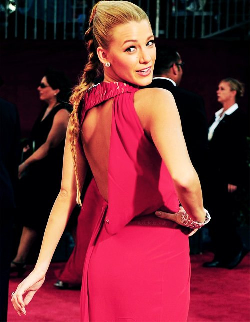 beauty, blake, blake lively, blonde, fashion, fashionista, gossip girl, serena, serena van der woodsen, style, thin, xoxo