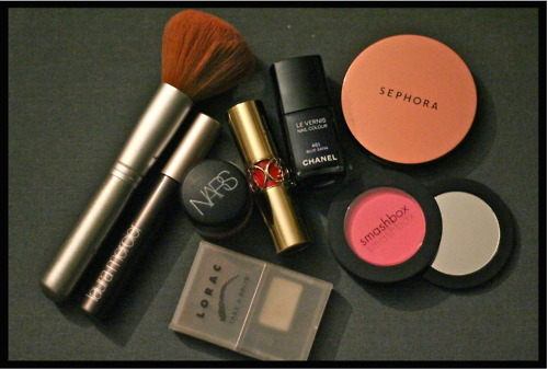 beauty, chanel, cute, fashion, love, makeup, nars, sephora, smashbox, ysl