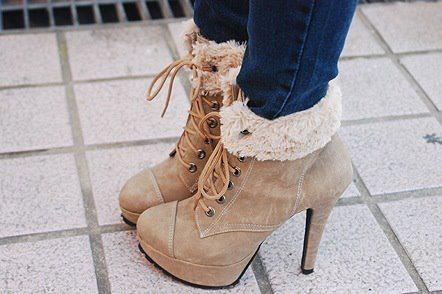 beige, boots, fashion, gorgeous, heels