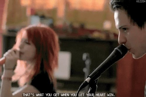 best song ever, hayley williams, lyric, lyrics, paramore, thats what you get