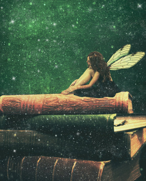beti123, books, brown, deviantart, fairy