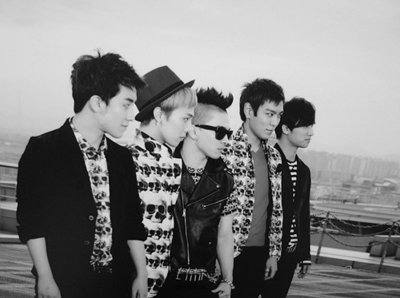 bigbang, black and white, d-lite, daesung, g-dragon