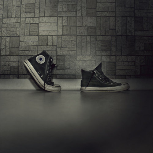 black and white, converse, cool, fashion, photography