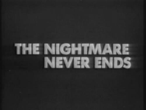 black and white, ending, nightmare
