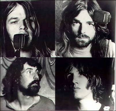 black and white, music, pink floyd