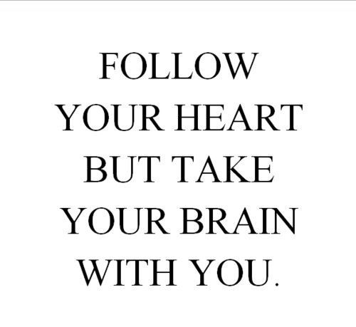 black, brain, but, follow, heart