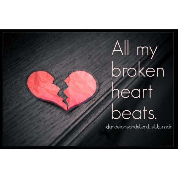 black, broken heart, broken heart beats, christina perri, distance