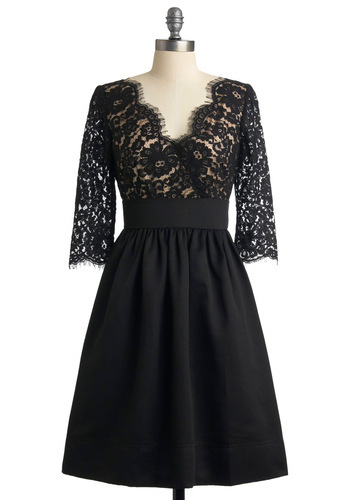 black, clothes, clothing, dress, fashion, lace, mod, retro, style, vintage