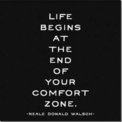 black, comfort zone, end, happy, life