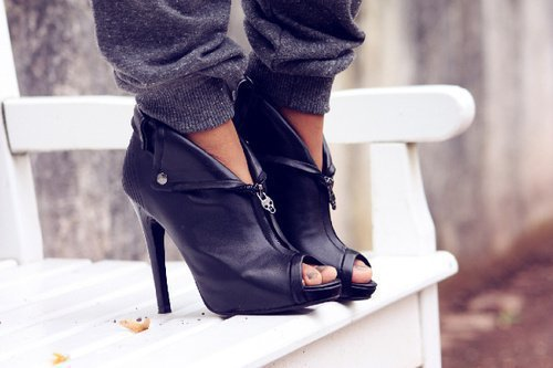black shoes, cool, fashion, girl, girls