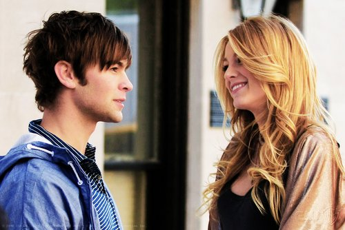 blake lively, chace crawford, couple, gossip girl