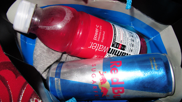 blog, diet, drink, pink, red bull, vitamin water