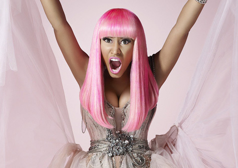 blonde, colorful, nicki, nicki minaj, singer