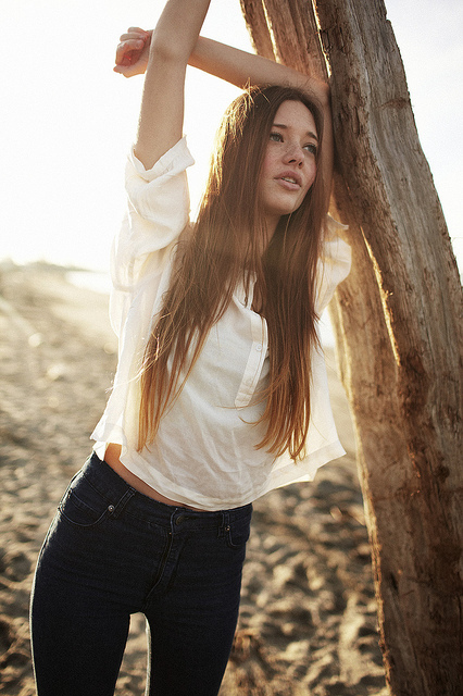 blonde, cute, fashion, free, girl, hair, happy, nature, original, peace, photo, pretty, sad, sea, she, sun, tree, wau, ximenaflorez