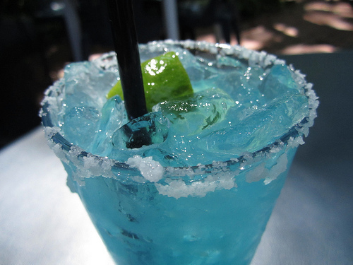blue, blue lagoon, cocktail, coctail, drink