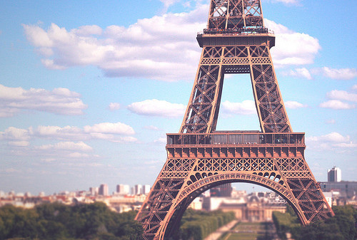 blue, cute, eiffel tower, france, paris
