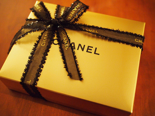 bow, chanel, gift, products