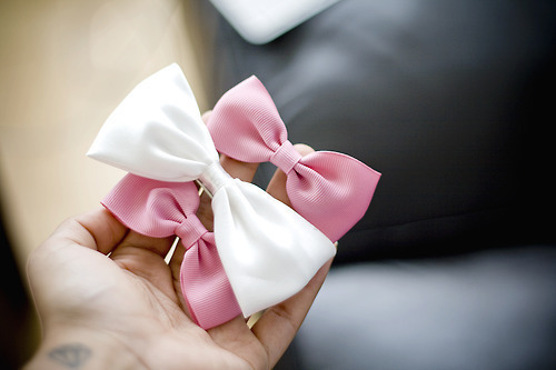 bow, cute, pastel, photography, pink, ribbon