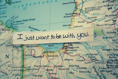 boy, cute, girl, guy, love, map, photo, photograph, picture, quote, sweet, text, world