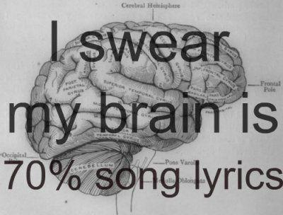 brain, lyrics, quotes, song
