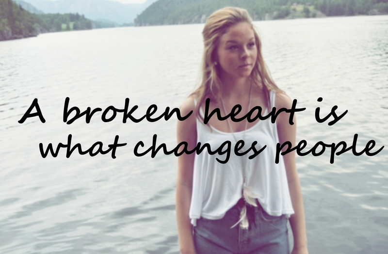 broken, brokenhearted, change, fashion, girl
