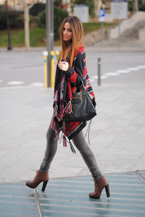 brown, casual, clothes, fashion, girl