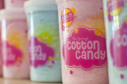 candy, cotton candy, cute, fashion, food, love, pink, summer