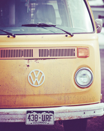 car, colorado, kombi, old, photography