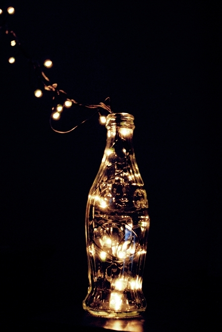 christmas lights, coca cola, decoration, lights, room