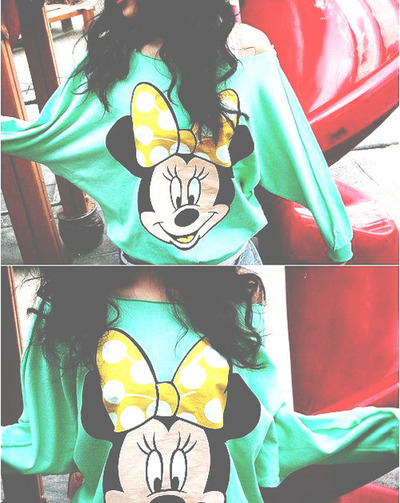 Fashion Girls on Clothes  Fashion  Girl  Minnie Mouse  Photography   Inspiring Picture