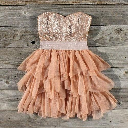 clothing, cute, dress, garment, glitter