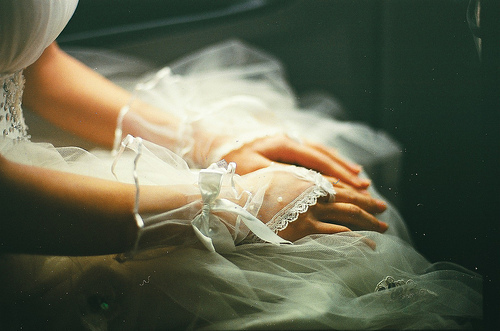 clothing, dress, fashion, gloves, lace