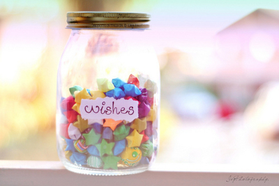 colorful, colorful star, colorful stars, cute, girly, jar, jars, love, rainbow, star, stars, stuff, text, typo, typography, vase, wish, wished, wishes, wishing