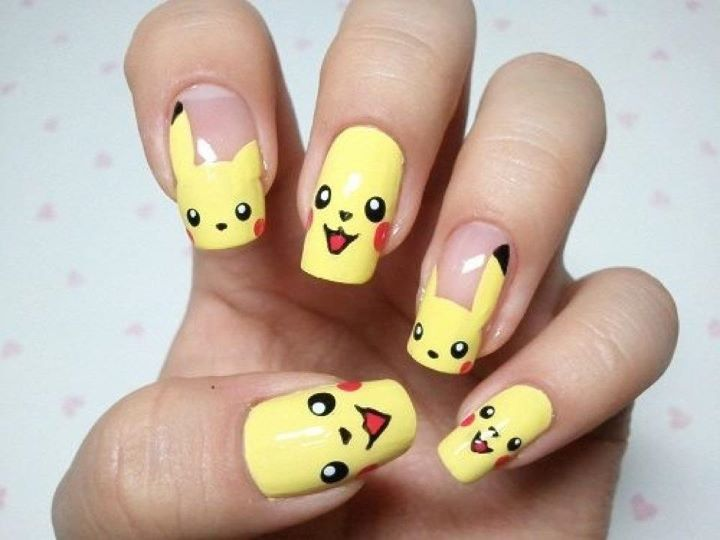 Easy Disney Nail Art Designs 2015 Reasabaidhean